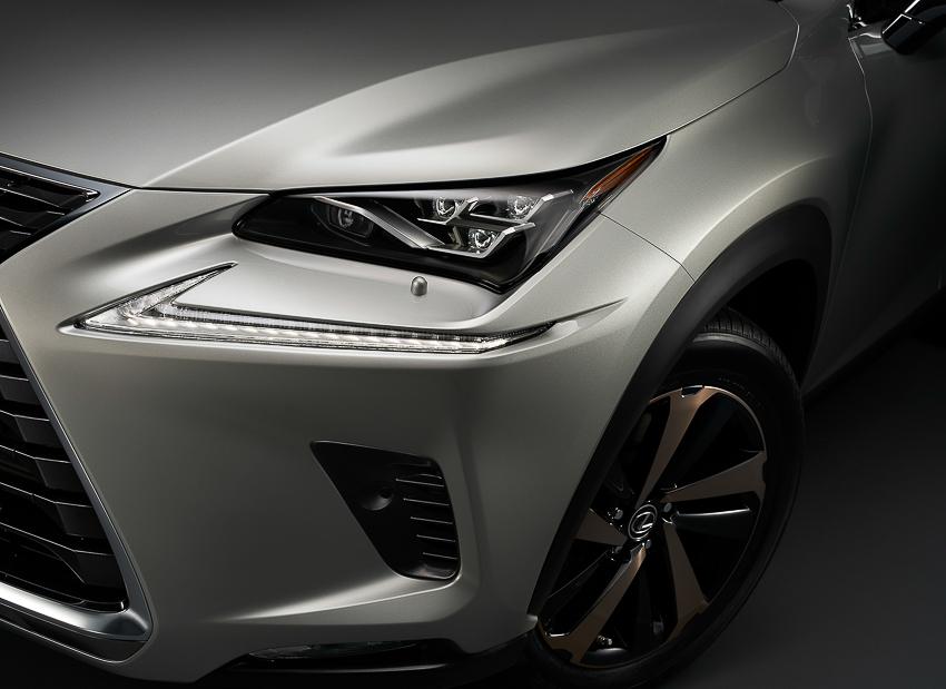 Lexus NX 300 2020 ra mắt Việt Nam, giá 2,56 tỷ đồng - 1
