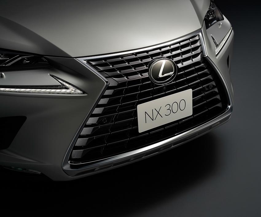 Lexus NX 300 2020 ra mắt Việt Nam, giá 2,56 tỷ đồng - 2