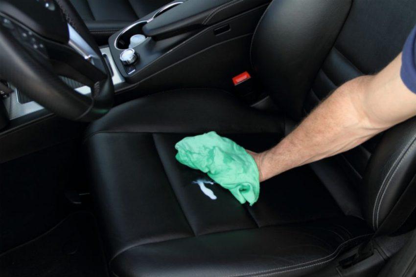 ngăn chặn vi khuẩn trong xe