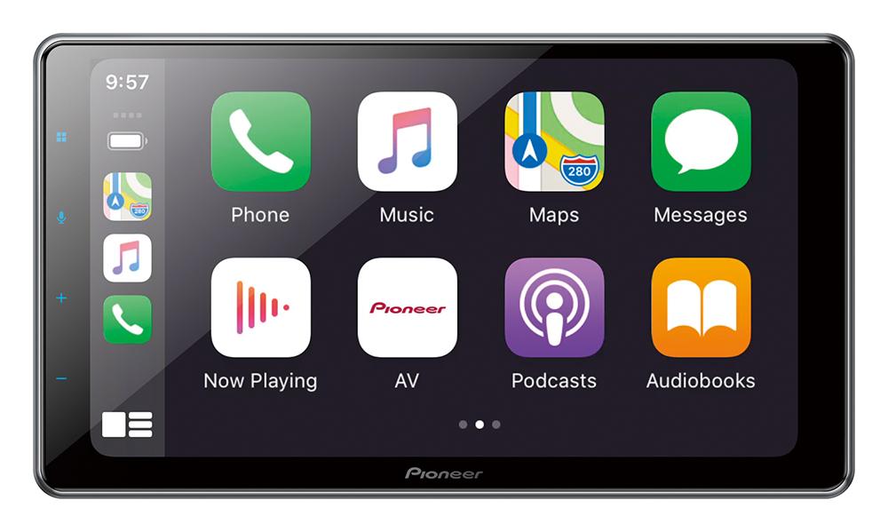 Dòng màn hình cảm ứng đa phương tiện Z-Series 2020 mới của Pioneer cho mọi chiếc xe - 2