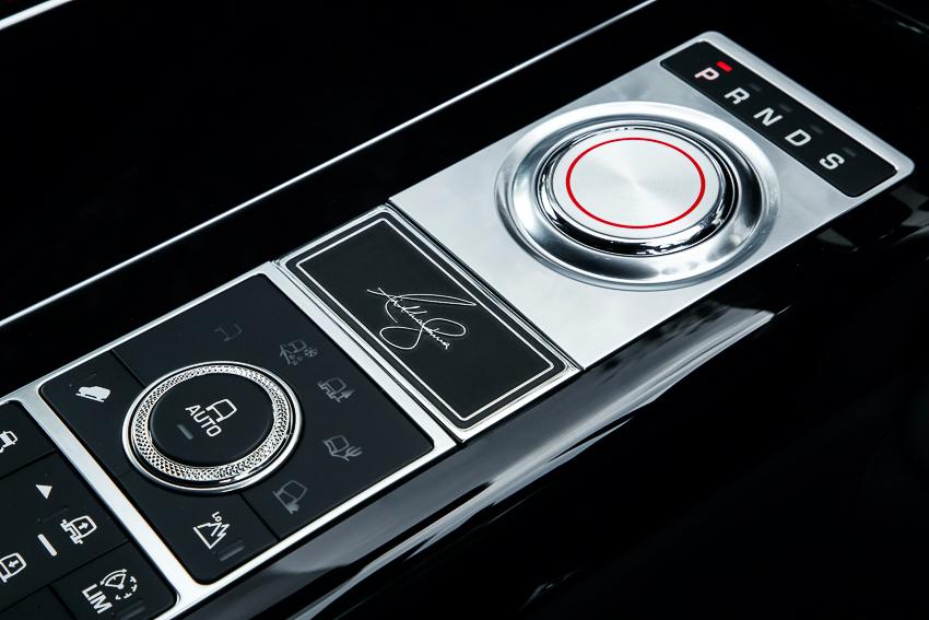 Range Rover SVAutobiography sản xuất dành riêng cho nhà vô địch quyền anh hạng nặng thế giới - 03