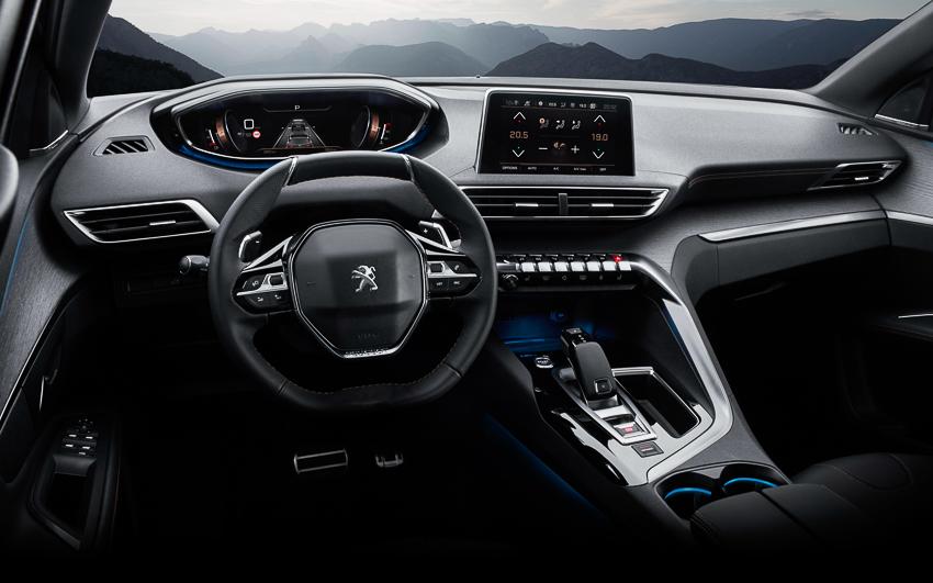 Bộ đôi SUV Peugeot 3008 & 5008 có thêm phiên bản mới - 3