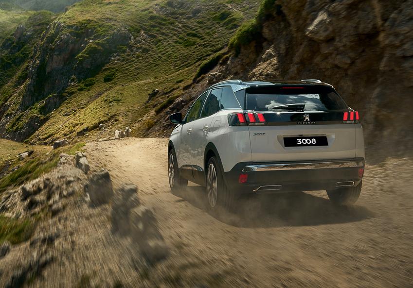 Bộ đôi SUV Peugeot 3008 & 5008 có thêm phiên bản mới - 4