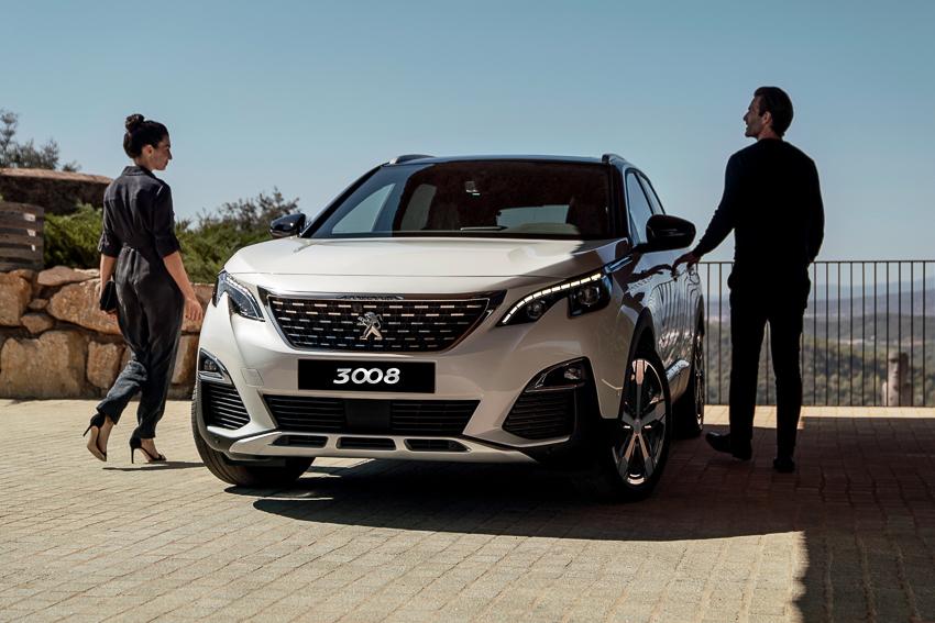 Bộ đôi SUV Peugeot 3008 & 5008 có thêm phiên bản mới - 2