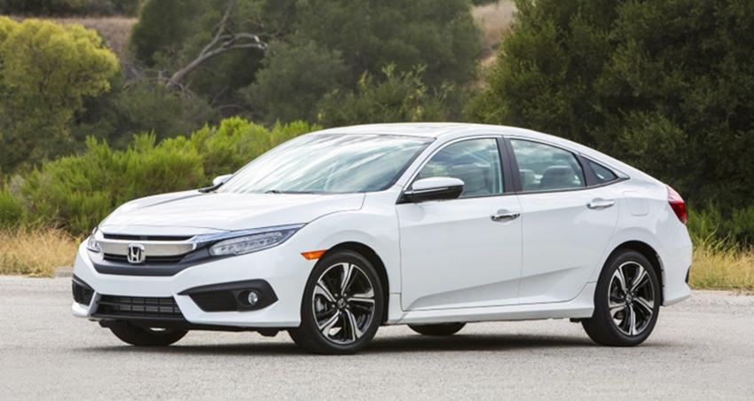 Honda Civic Eđược ghi nhận là có mức giảm 100 triệu đồng so với giá niêm yết.