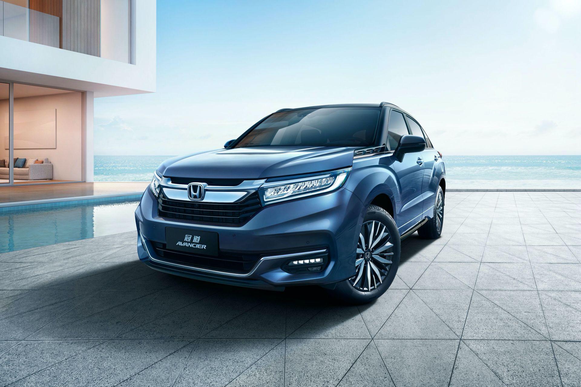 Honda Avancier 2020 đàn anh của CR-V, ra mắt tại Trung Quốc - 5