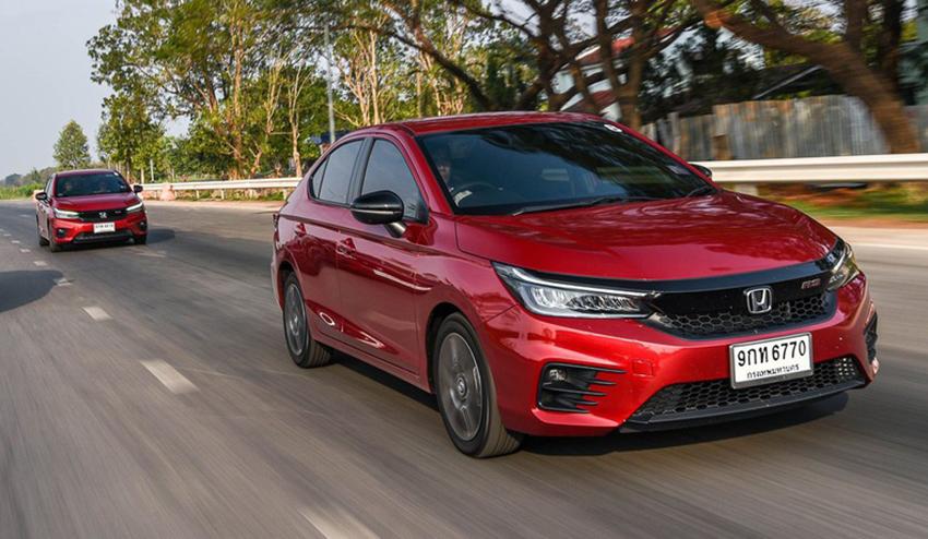Honda City 2020 ra mắt tại Ấn Độ, không có động cơ tăng áp - 1
