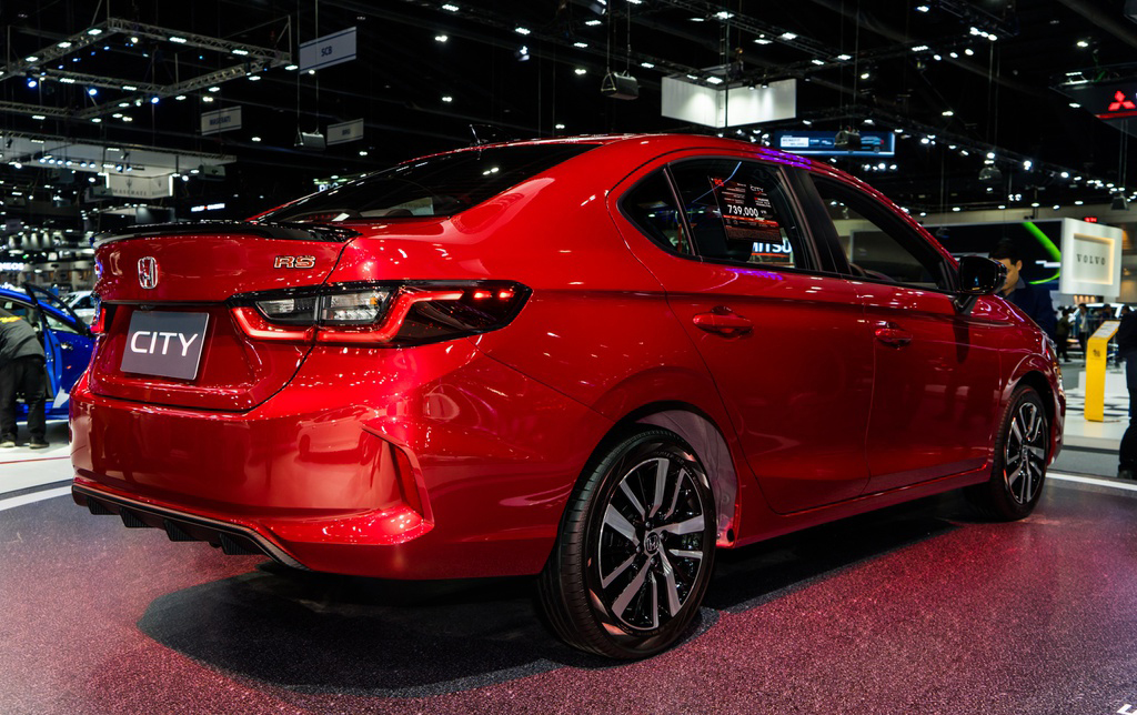 Honda City 2020 ra mắt tại Ấn Độ, không có động cơ tăng áp - 9