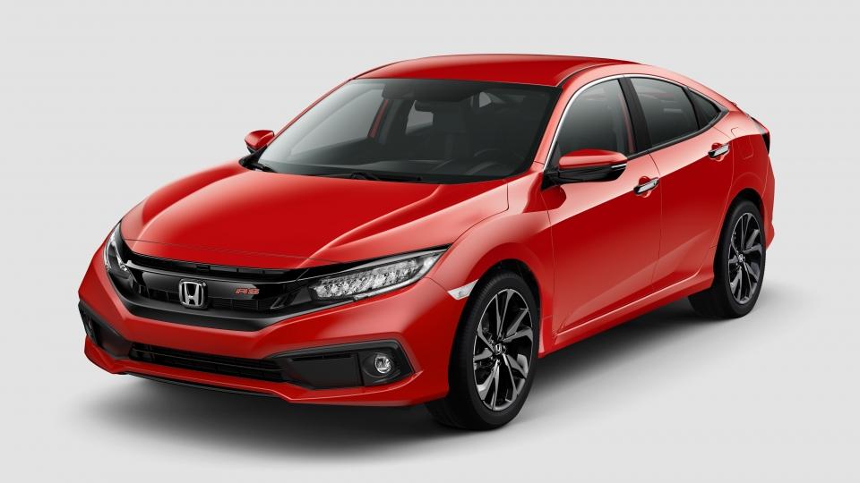 Honda Civic RS thêm màu mới, giá không đổi - 3