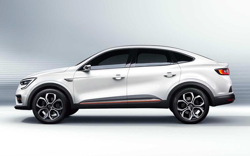 Ngắm xe sang bình dân Renault Samsung ra mắt chiếc SUV XM3 - 3