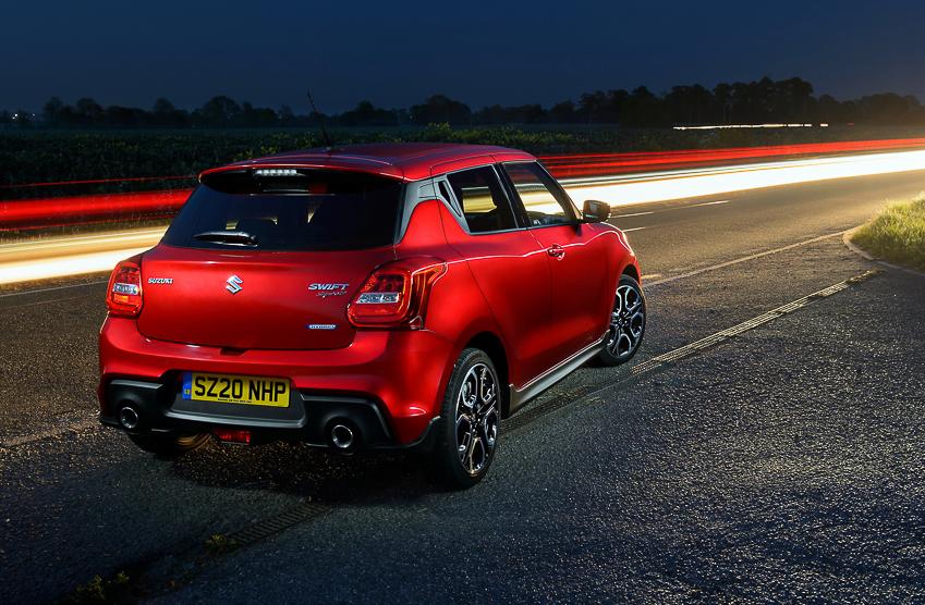Suzuki Swift Sport 2020 có thêm động cơ hybrid - 5