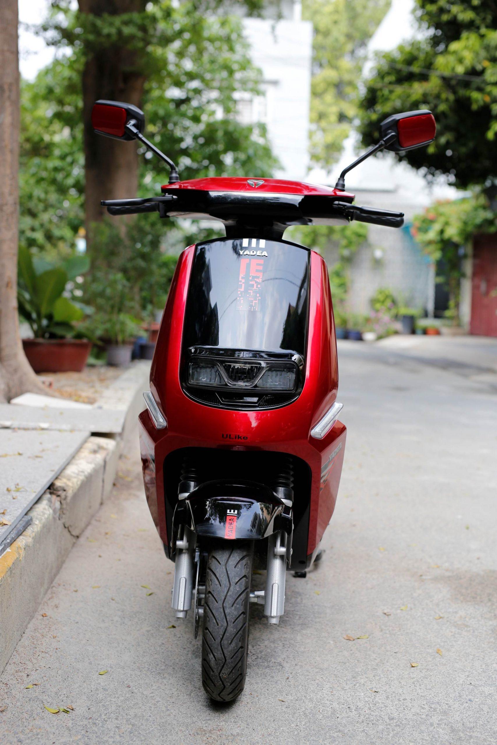 Yadea U Like – xe điện lý tưởng giá chỉ 19 triệu cho học sinh – sinh viên - 05
