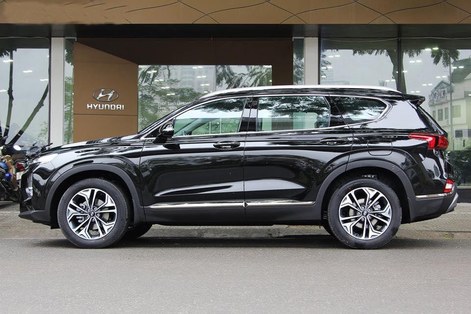 Hyundai SantaFe giảm giá gần 100 triệu chạy đua với Mazda CX-8 và Honda CR-V - 2