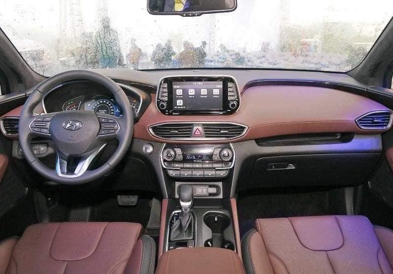Hyundai SantaFe giảm giá gần 100 triệu chạy đua với Mazda CX-8 và Honda CR-V - 3