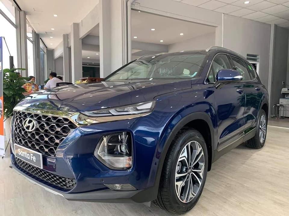 Hyundai SantaFe giảm giá gần 100 triệu chạy đua với Mazda CX-8 và Honda CR-V - 4
