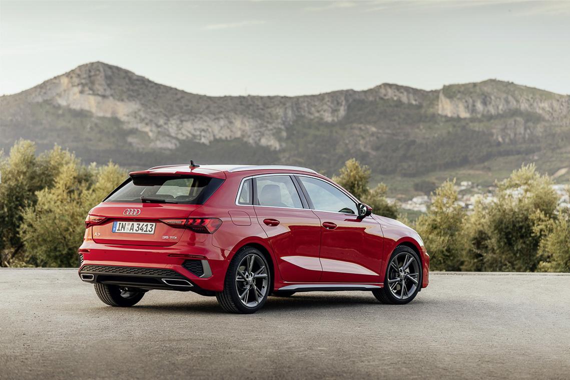Audi A3 Sportback 2020 ra mắt, kiểu dáng thể thao và nội thất cách tân - 10