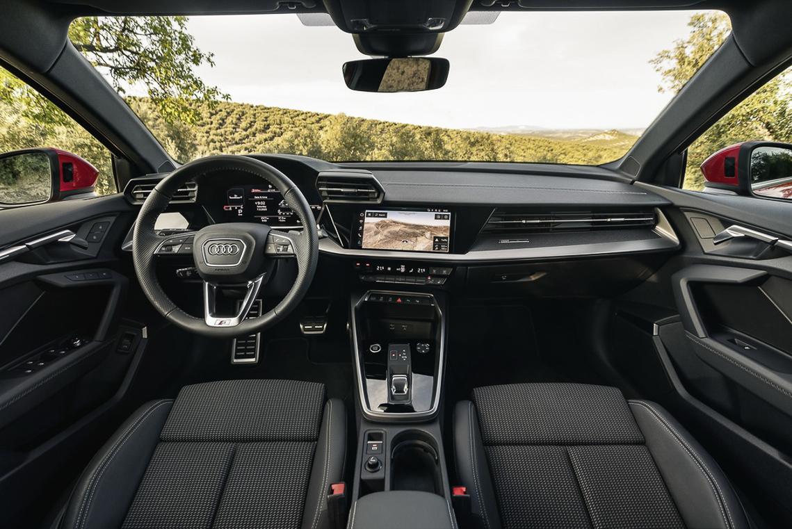 Audi A3 Sportback 2020 ra mắt, kiểu dáng thể thao và nội thất cách tân - 12