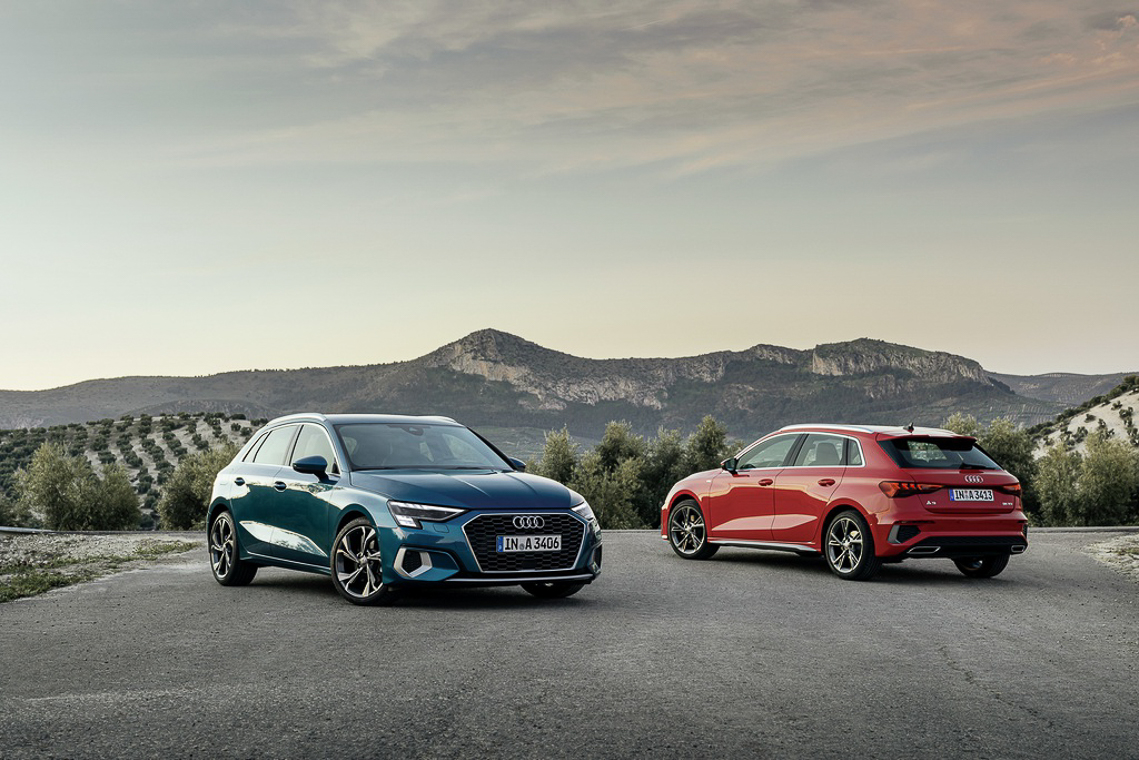Audi A3 Sportback 2020 ra mắt, kiểu dáng thể thao và nội thất cách tân - 15