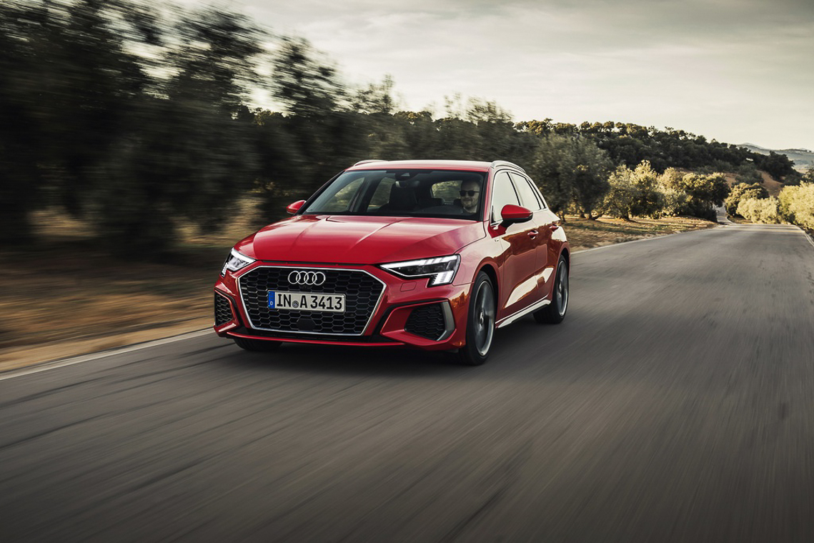 Audi A3 Sportback 2020 ra mắt, kiểu dáng thể thao và nội thất cách tân - 16