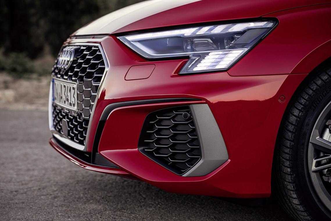 Audi A3 Sportback 2020 ra mắt, kiểu dáng thể thao và nội thất cách tân - 17