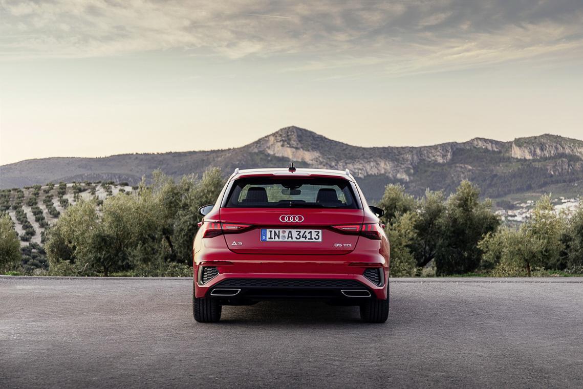 Audi A3 Sportback 2020 ra mắt, kiểu dáng thể thao và nội thất cách tân - 18