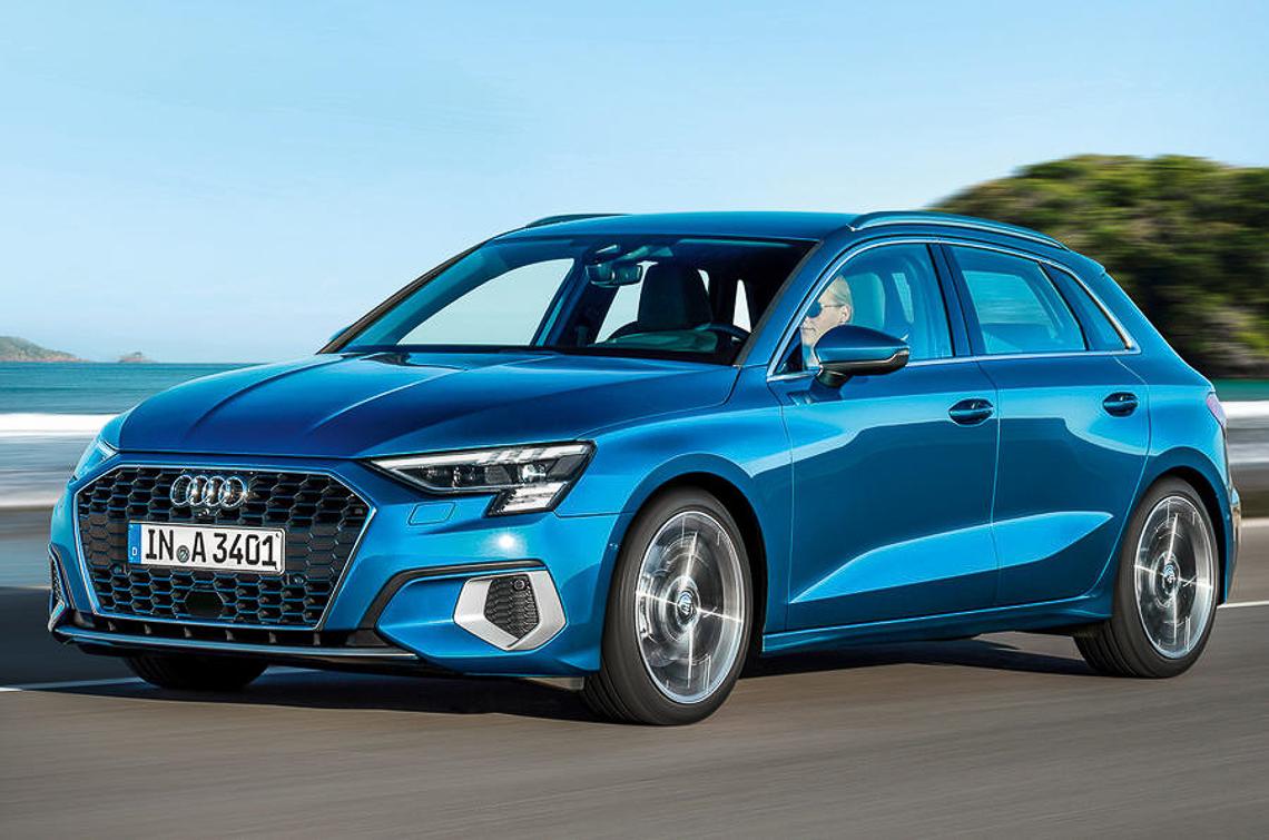 Audi A3 Sportback 2020 ra mắt, kiểu dáng thể thao và nội thất cách tân - 2
