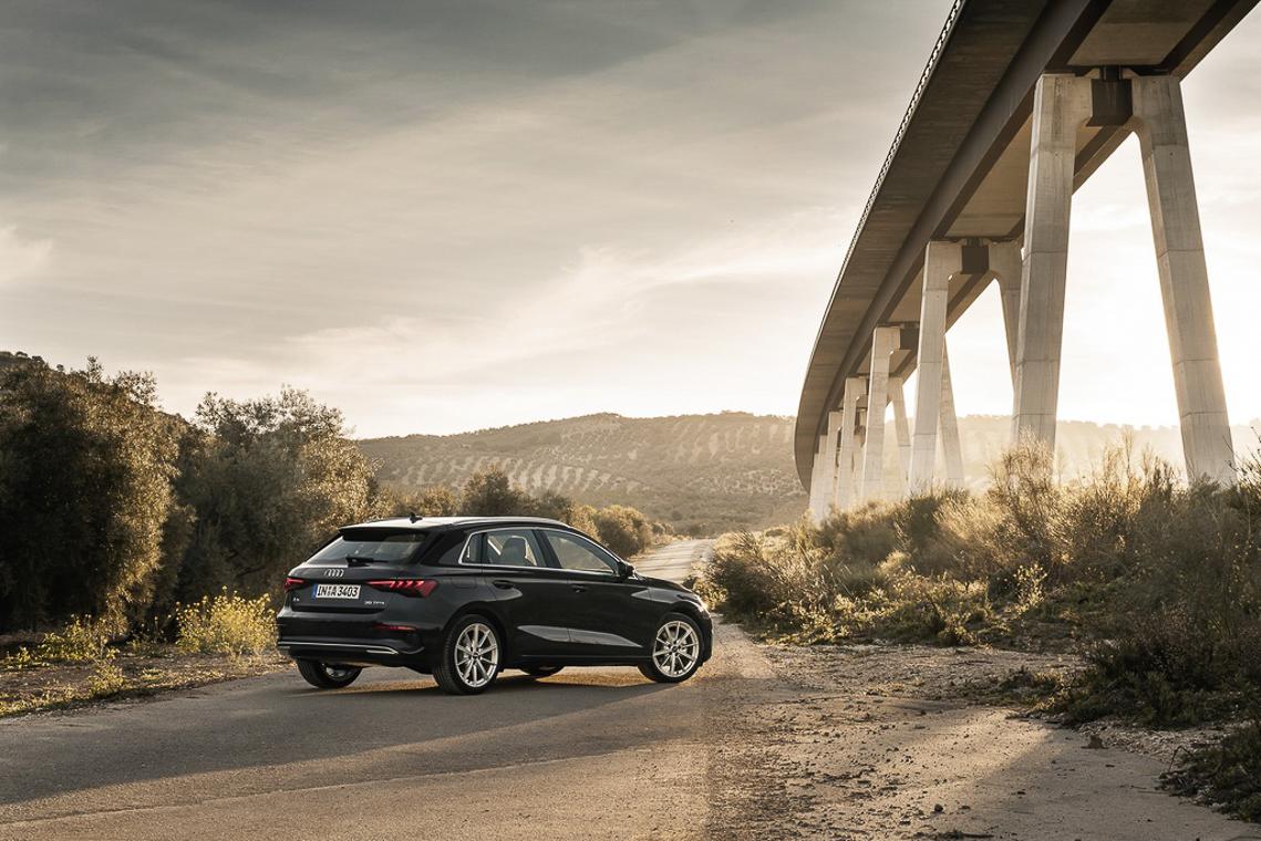 Audi A3 Sportback 2020 ra mắt, kiểu dáng thể thao và nội thất cách tân - 20