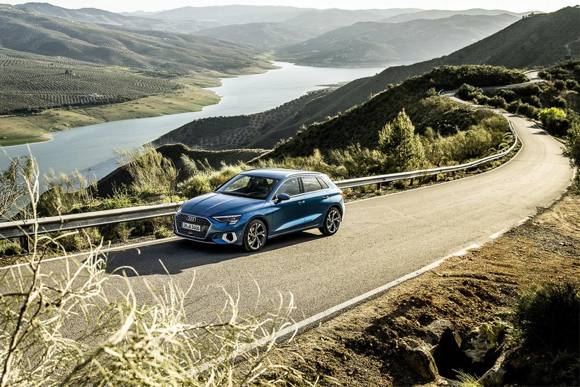 Audi A3 Sportback 2020 ra mắt, kiểu dáng thể thao và nội thất cách tân - 22