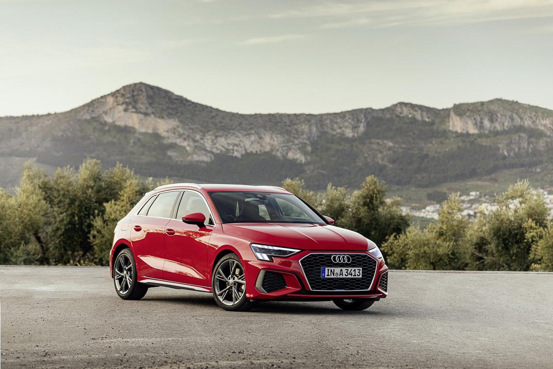 Audi A3 Sportback 2020 ra mắt, kiểu dáng thể thao và nội thất cách tân - 27