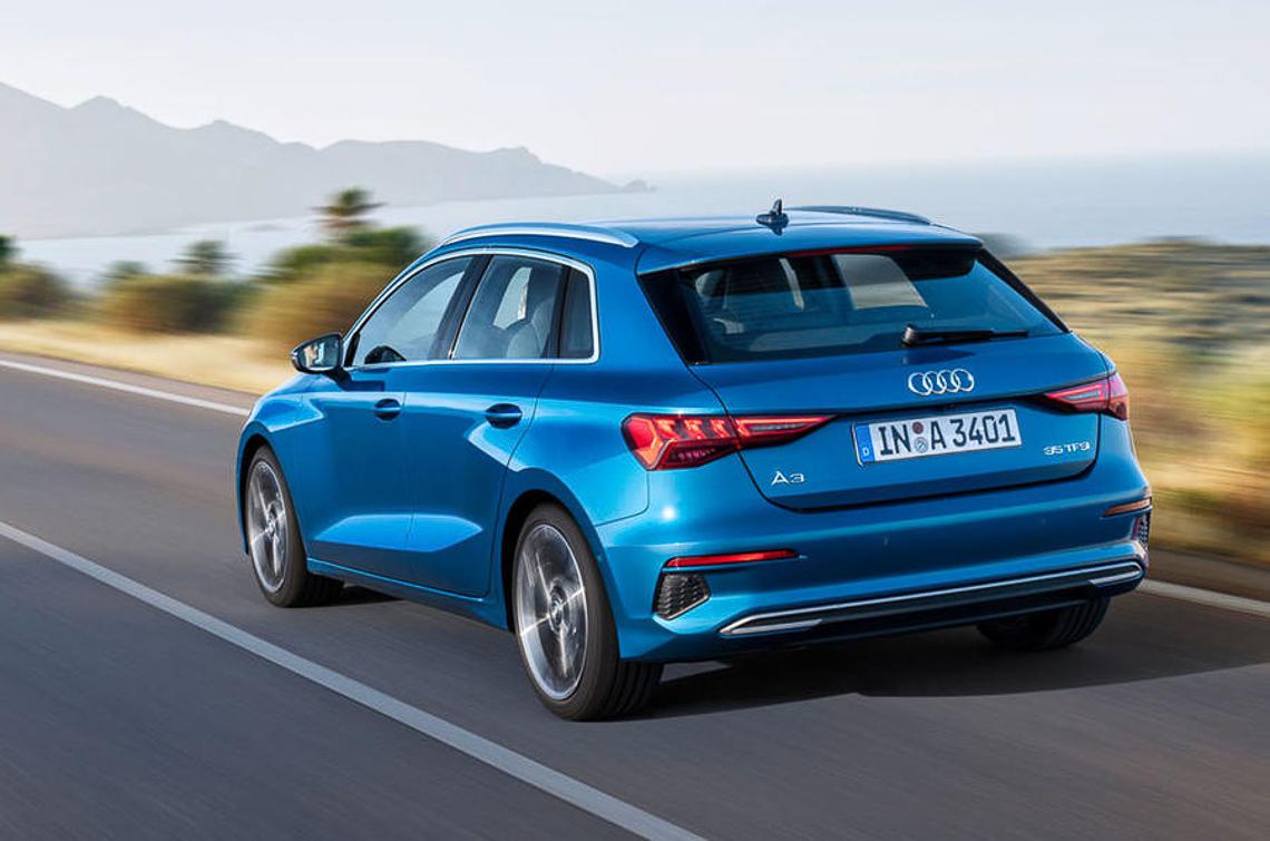 Audi A3 Sportback 2020 ra mắt, kiểu dáng thể thao và nội thất cách tân - 3