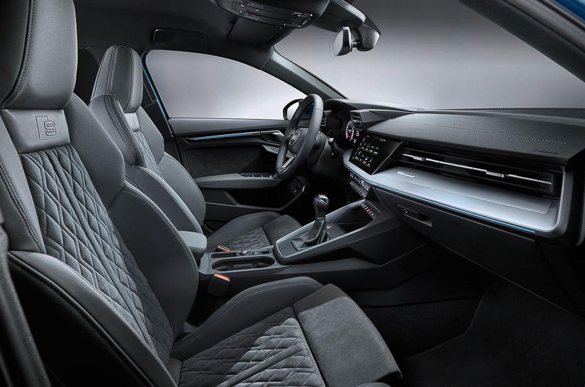 Audi A3 Sportback 2020 ra mắt, kiểu dáng thể thao và nội thất cách tân - 4