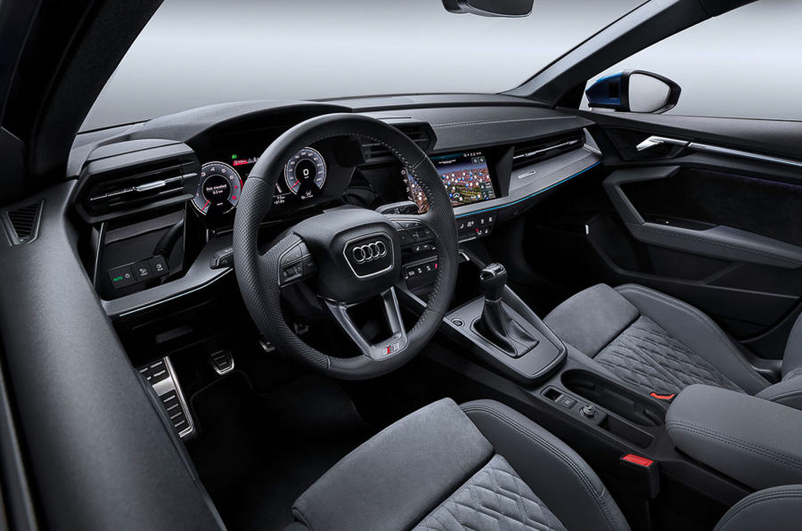 Audi A3 Sportback 2020 ra mắt, kiểu dáng thể thao và nội thất cách tân - 5