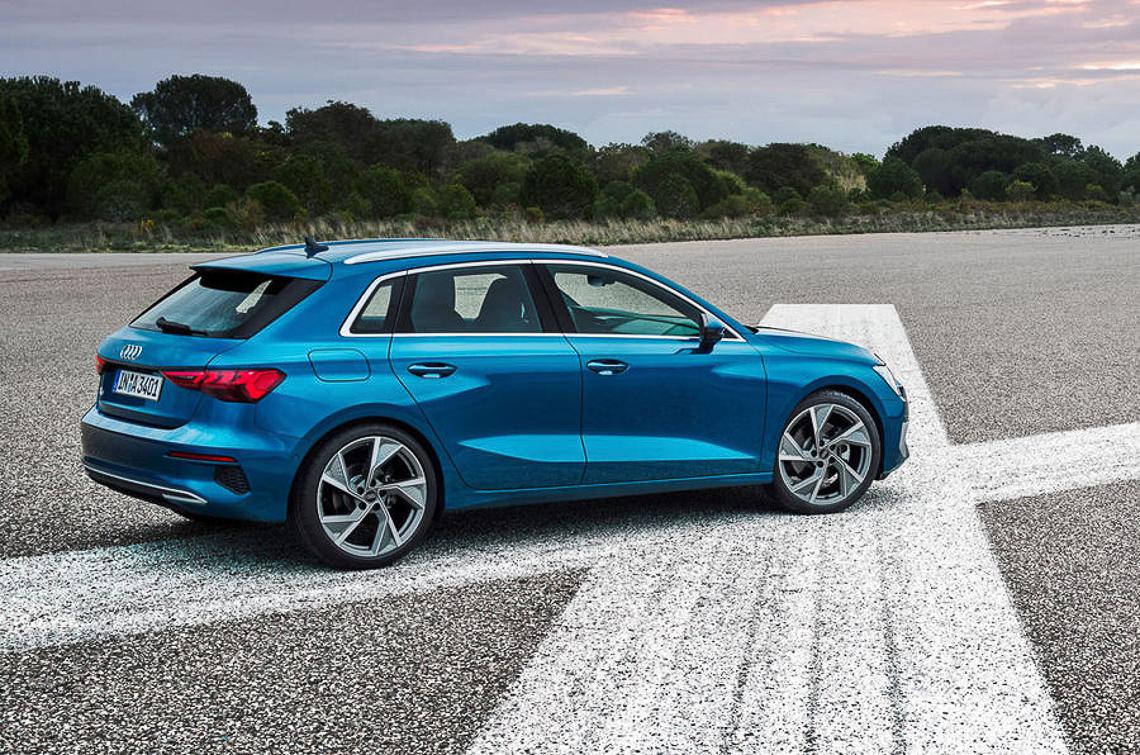 Audi A3 Sportback 2020 ra mắt, kiểu dáng thể thao và nội thất cách tân - 7