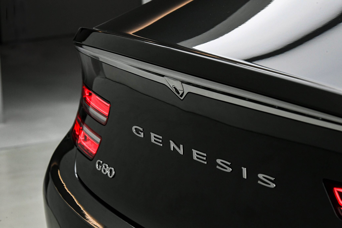 Sedan hạng sang Genesis G80 2021 chính thức trình làng - 19