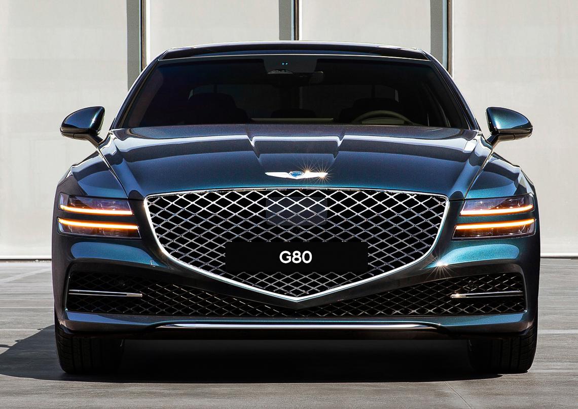 Sedan hạng sang Genesis G80 2021 chính thức trình làng - 3