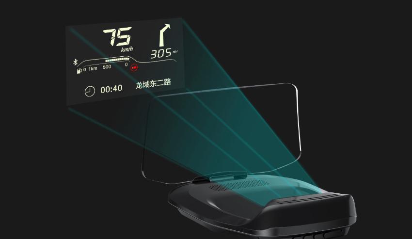 Xiaomi ra mắt HUD cho ô tô, giá từ 1,6 triệu - 6