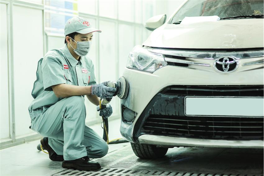 Toyota Việt Nam hướng tới khách hàng và cộng đồng với nhiều hoạt động thiết thực trong mùa dịch - 2