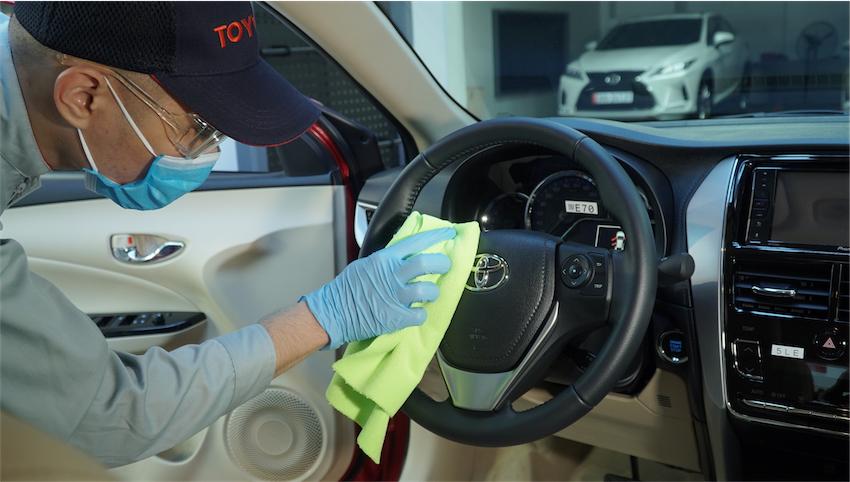 Toyota Việt Nam hướng tới khách hàng và cộng đồng với nhiều hoạt động thiết thực trong mùa dịch - 3