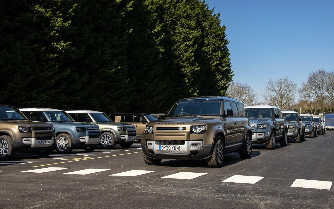 Jaguar Land Rover triển khai sản xuất lô xe toàn cầu nhằm hỗ trợ ứng cứu khẩn cấp - 2