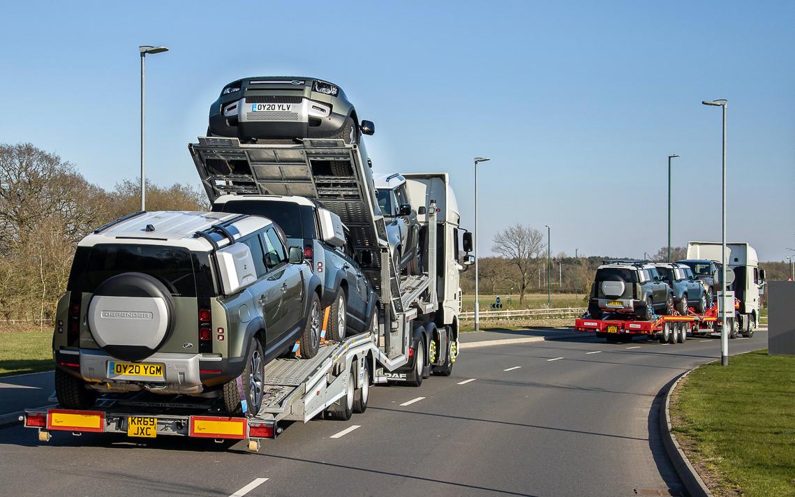 Jaguar Land Rover triển khai sản xuất lô xe toàn cầu nhằm hỗ trợ ứng cứu khẩn cấp - 3
