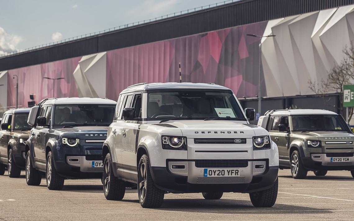 Jaguar Land Rover triển khai sản xuất lô xe toàn cầu nhằm hỗ trợ ứng cứu khẩn cấp - 5