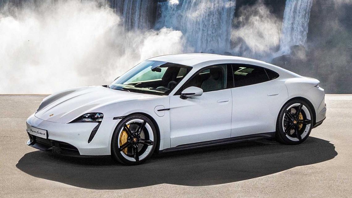 """KIA Telluride giành danh hiệu """"Xe của năm 2020"""", nhưng Porsche Taycan có hai danh hiệu - 3"""