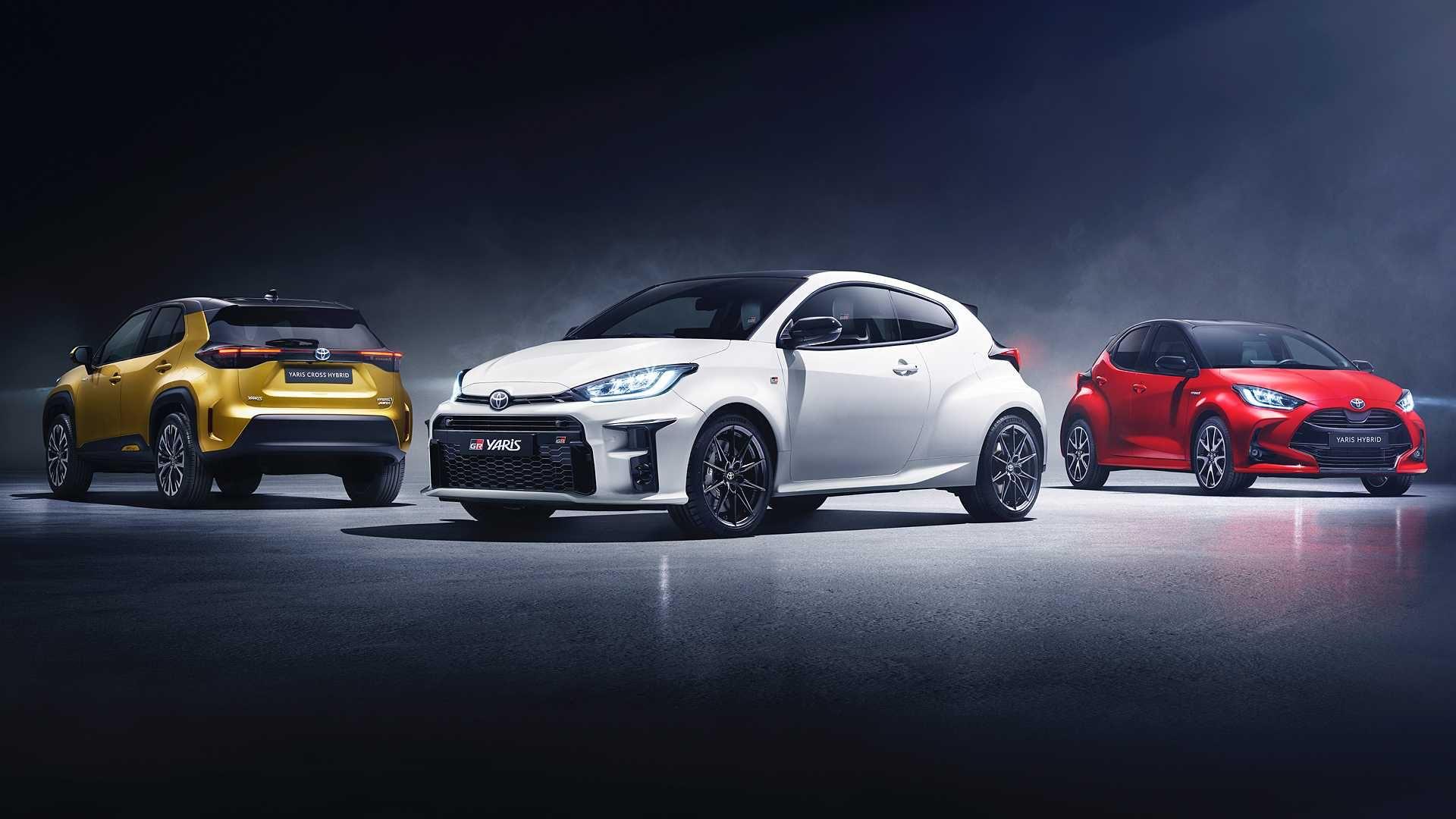 Toyota Yaris Cross ra mắt – SUV giá rẻ tại Châu Âu