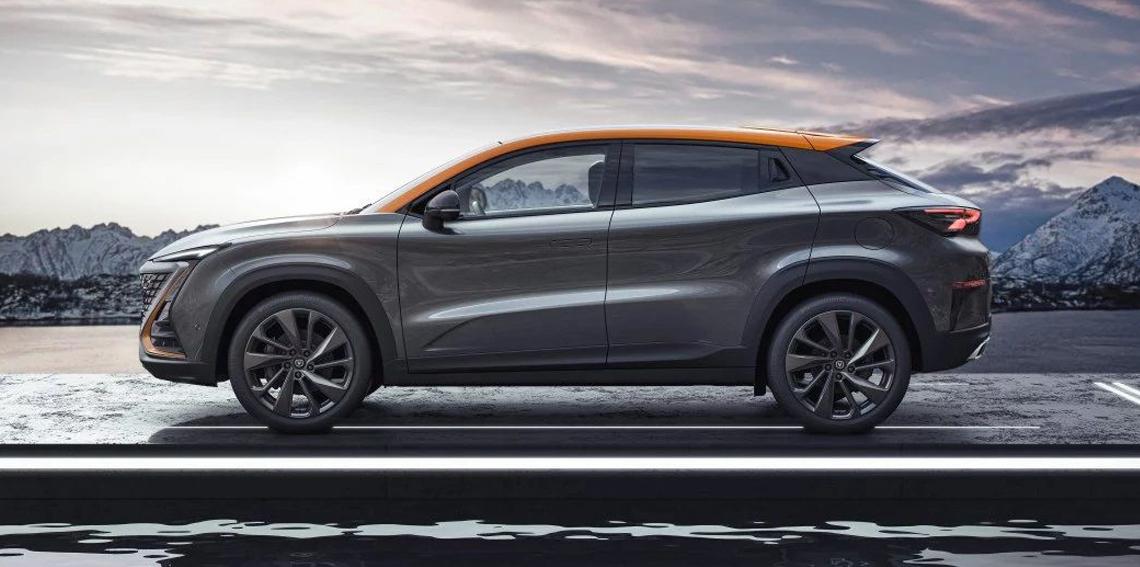 """Lộ diện xe Changan Uni-T đẹp hơn Lexus, gây """"bão"""" thị trường Trung Quốc - 4"""