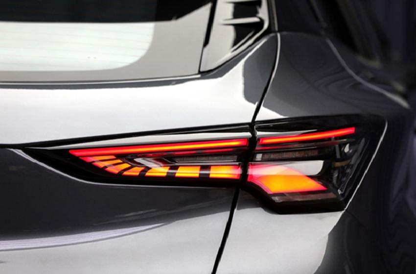 """Lộ diện xe Changan Uni-T đẹp hơn Lexus, gây """"bão"""" thị trường Trung Quốc - 12"""