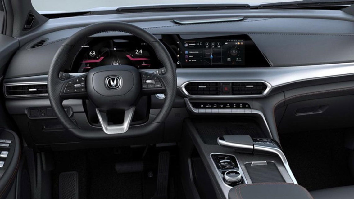 """Lộ diện xe Changan Uni-T đẹp hơn Lexus, gây """"bão"""" thị trường Trung Quốc - 14"""