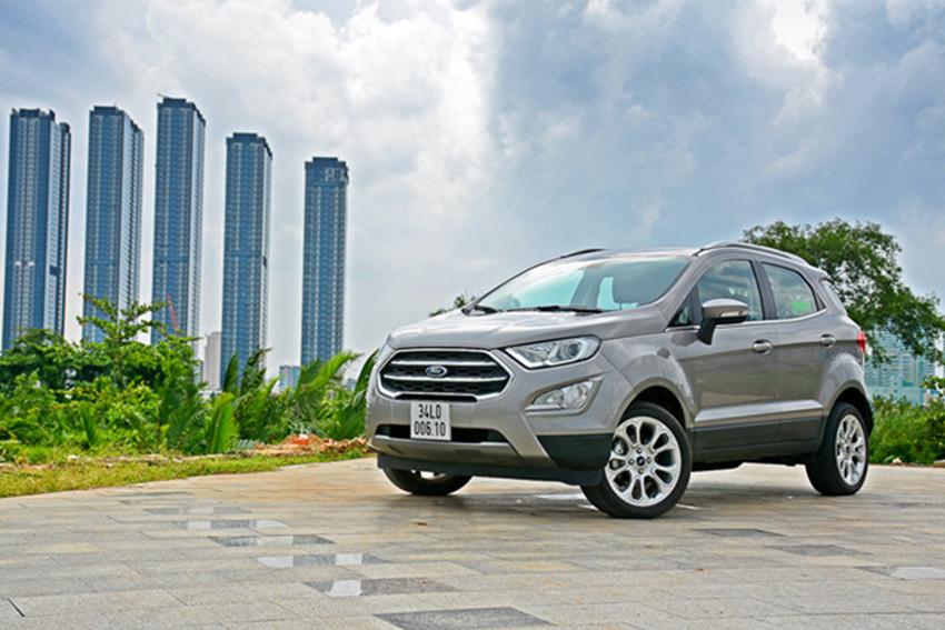 Ford ồ ạt giảm giá EcoSport, xả hàng tồn cạnh tranh Hyundai KONA - 04