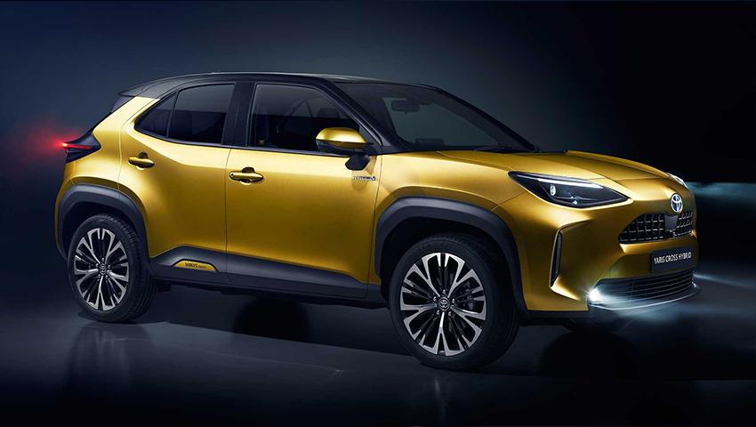 Toyota Yaris Cross ra mắt – SUV giá rẻ tại Châu Âu - 02