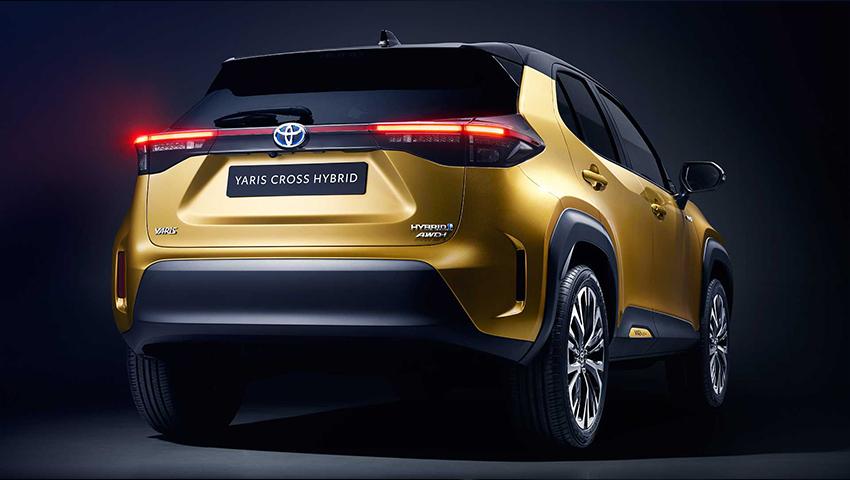 Toyota Yaris Cross ra mắt – SUV giá rẻ tại Châu Âu - 06