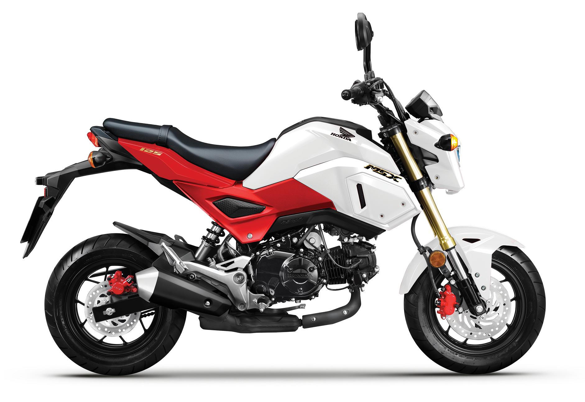 Chi tiết Honda MSX 125cc phiên bản mới ra mắt, gần 50 triệu tại Việt Nam - 4